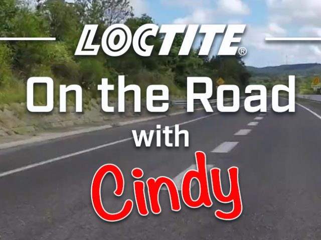 on the road with loctite